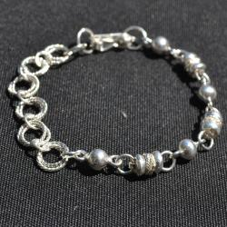 Zilveren armband Glenda