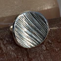 Zilveren Ring Cala