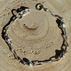 Zilveren armband Sally