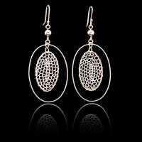 Silver Earrings 012135